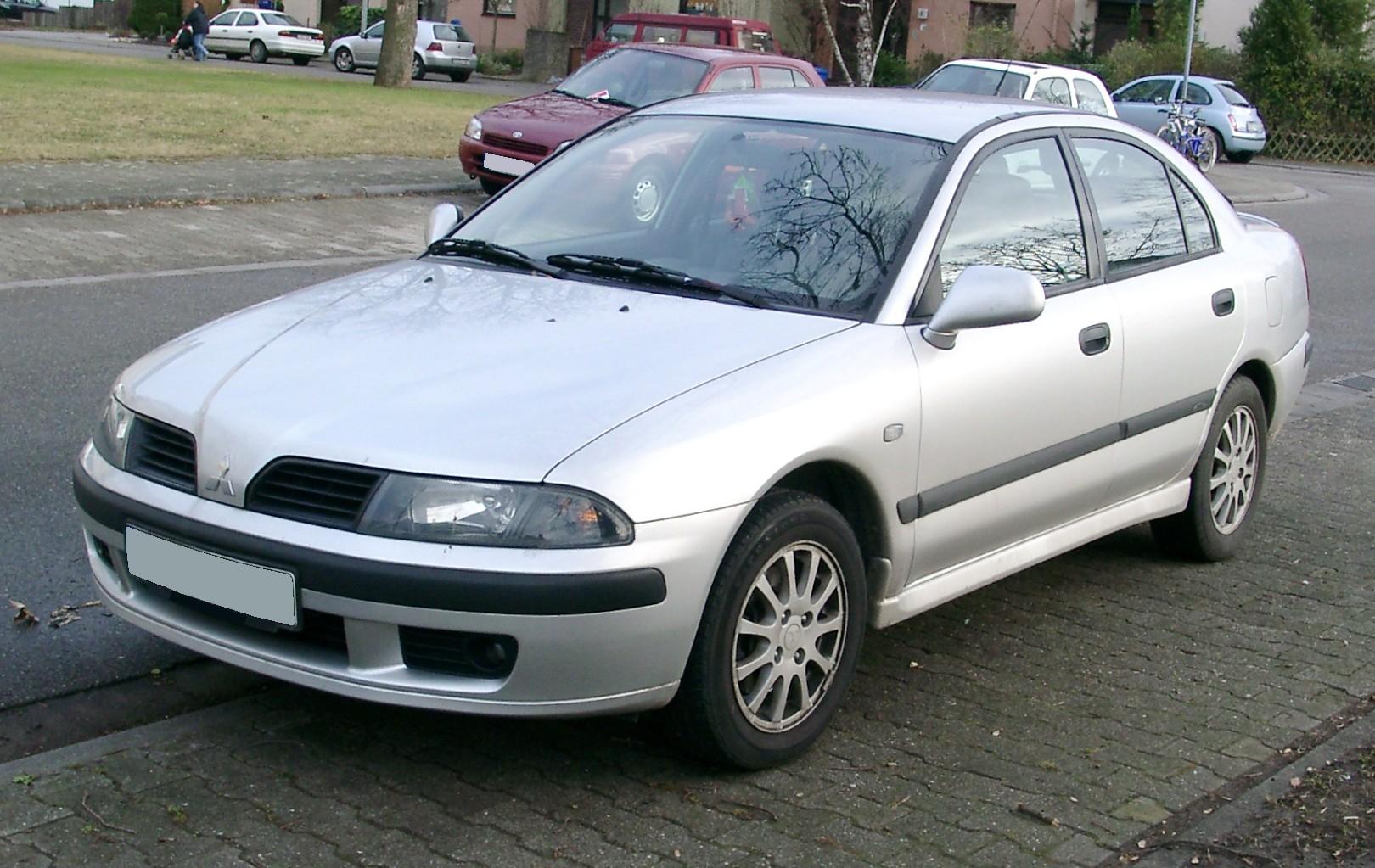 Mitsubishi Carisma Sport Image 5
