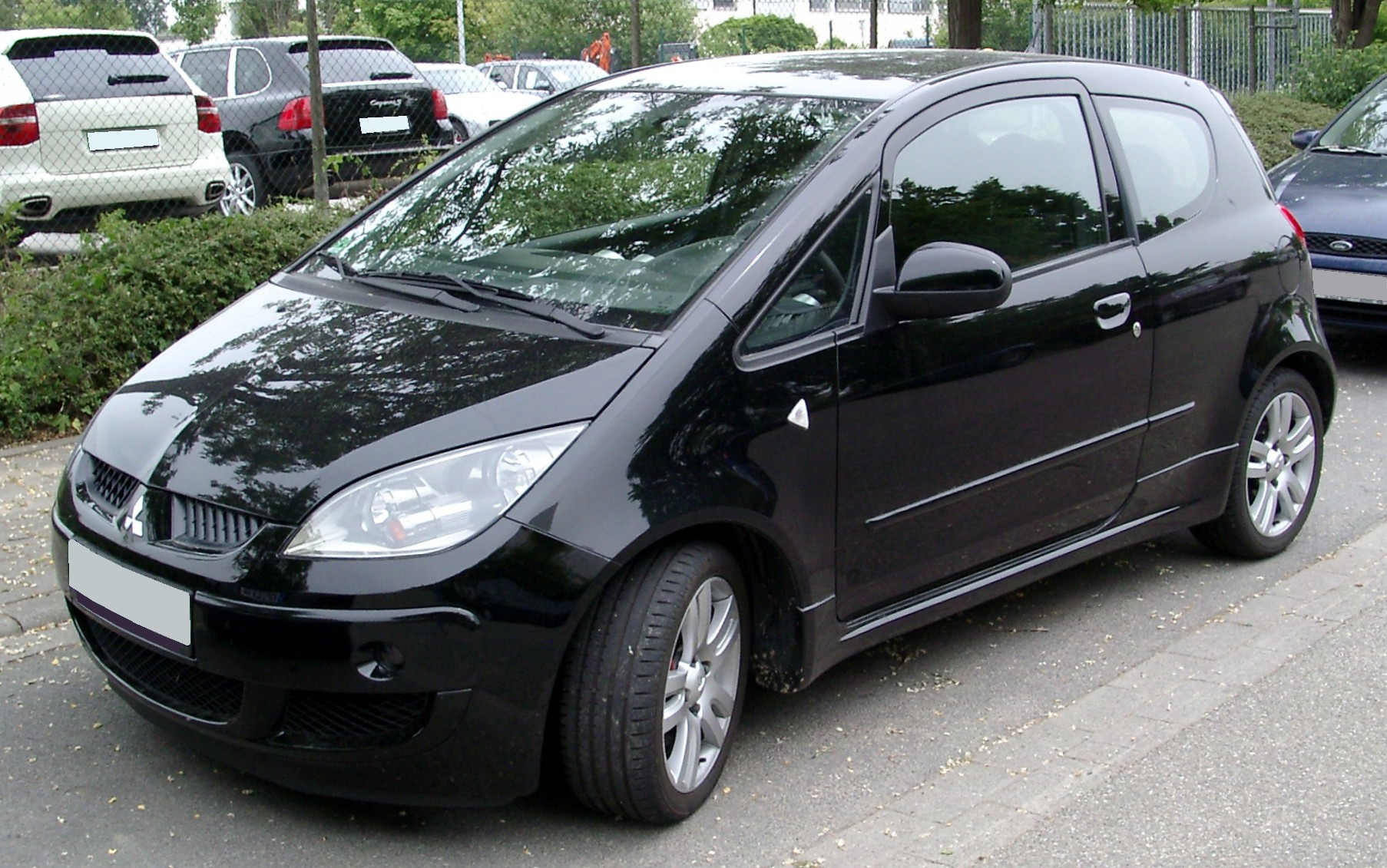Mitsubishi Colt Cz3 Technical Details History Photos On