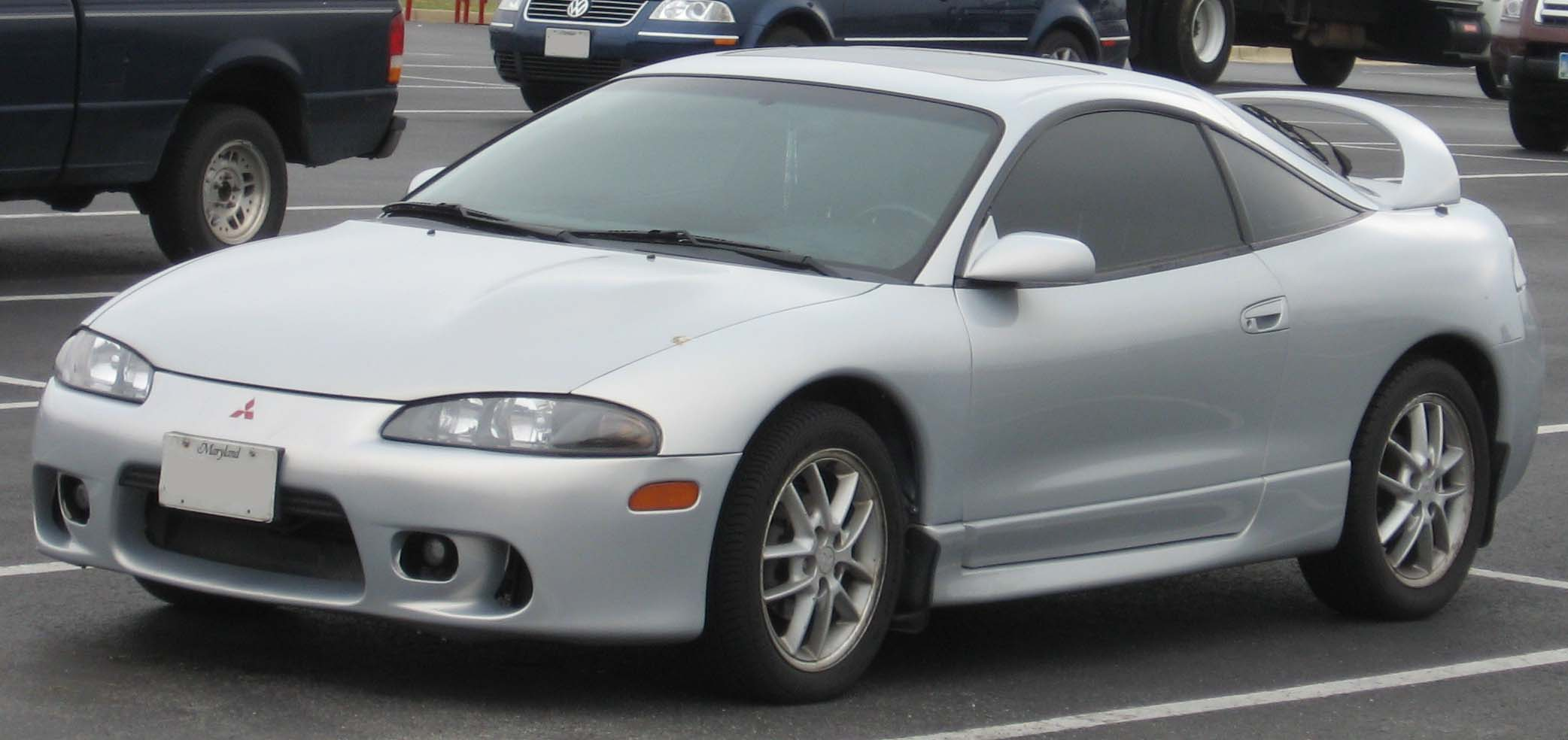 Mitsubishi Eclipse history, photos on Better Parts LTD