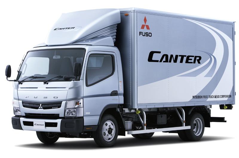 Mitsubishi Fuso Canter image #3