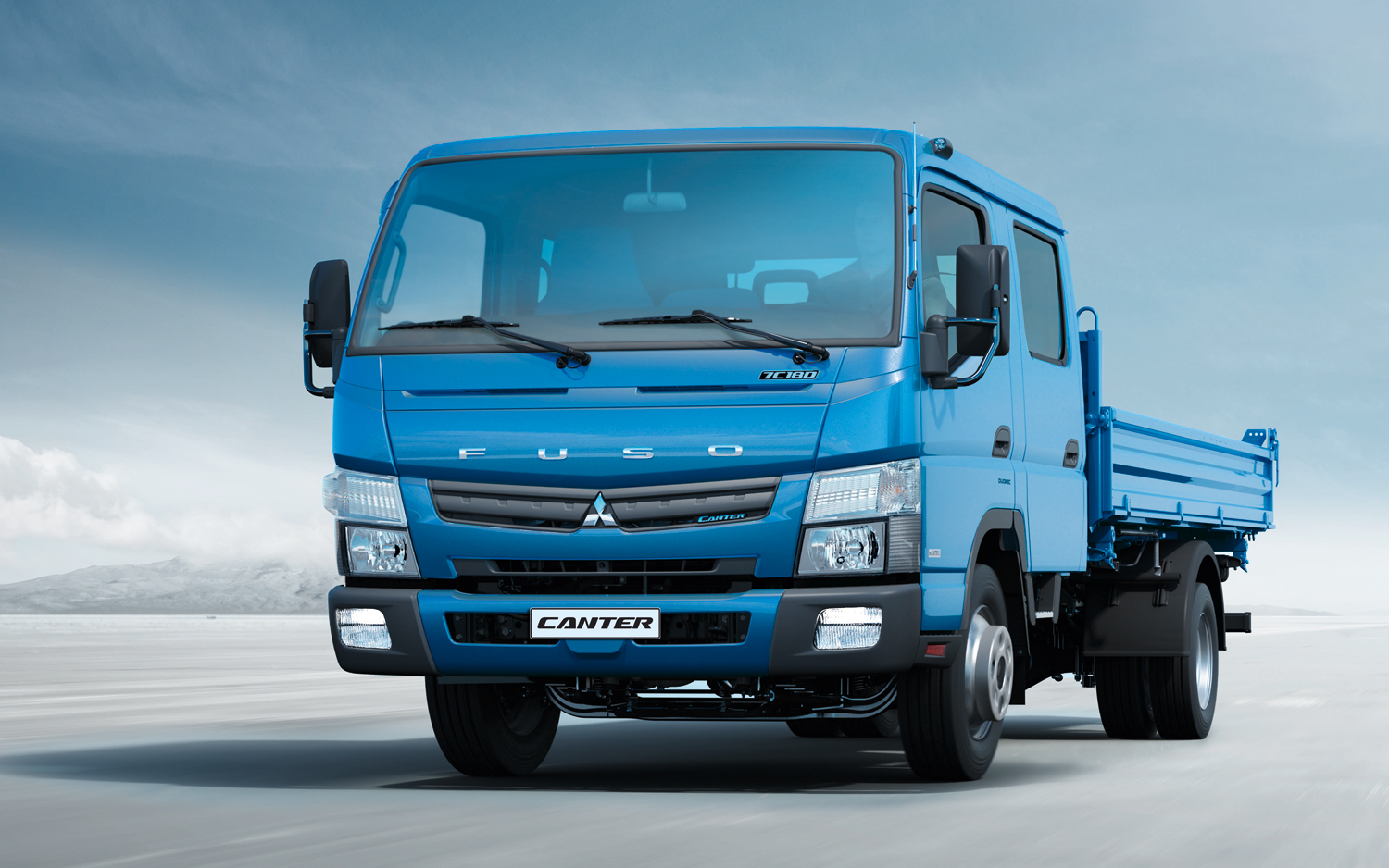 Mitsubishi Fuso Canter technical details, history, photos on Better Parts LTD