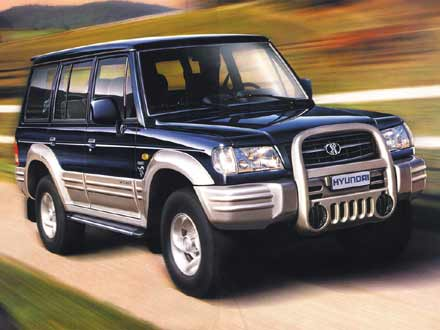 Mitsubishi Galloper photo 03