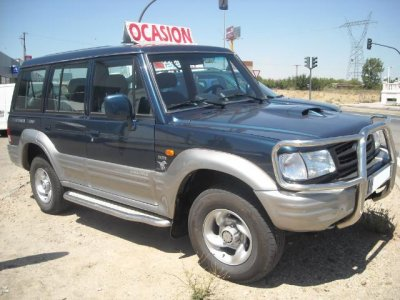Mitsubishi Galloper photo 05