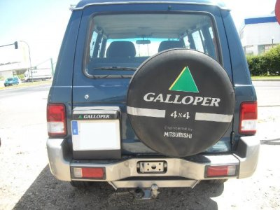 Mitsubishi Galloper photo 06