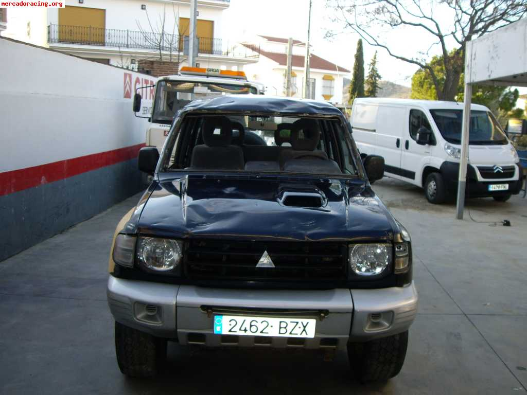 Mitsubishi Galloper photo 08