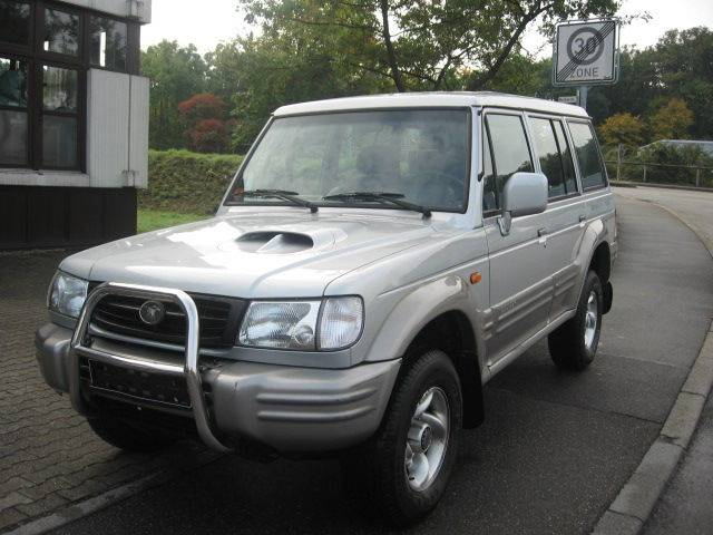 Mitsubishi Galloper photo 10