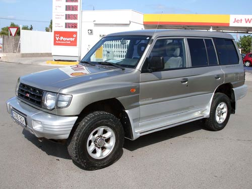 Mitsubishi Galloper photo 14
