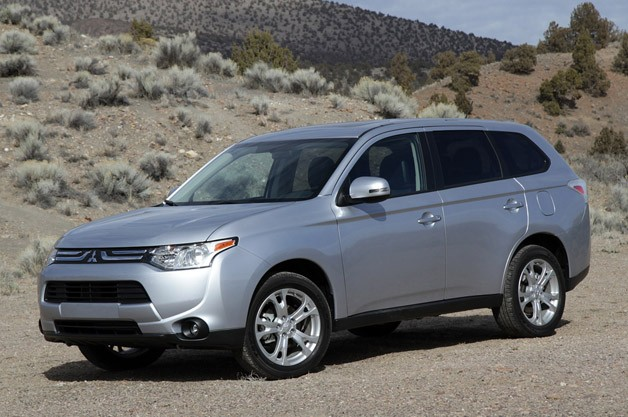 Mitsubishi Outlander photo 06