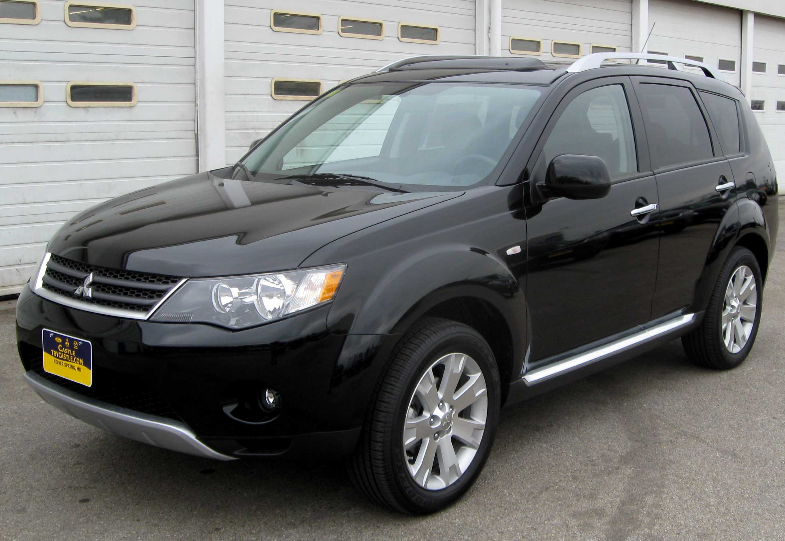 Mitsubishi Outlander photo 11
