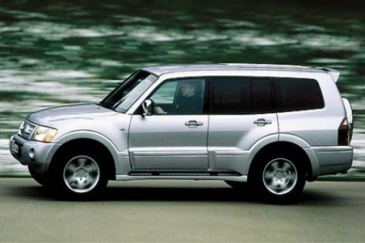 Mitsubishi Pajero Edition 20 photo 01
