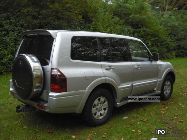 Mitsubishi Pajero Edition 20 photo 02