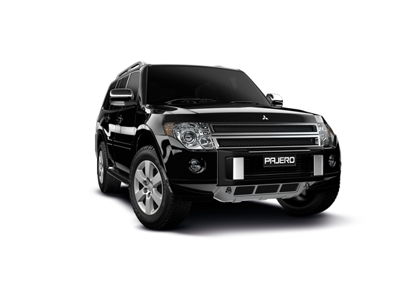 Mitsubishi Pajero Edition 20 photo 04