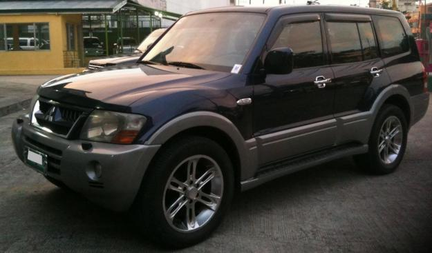 Mitsubishi Pajero Edition 20 photo 05
