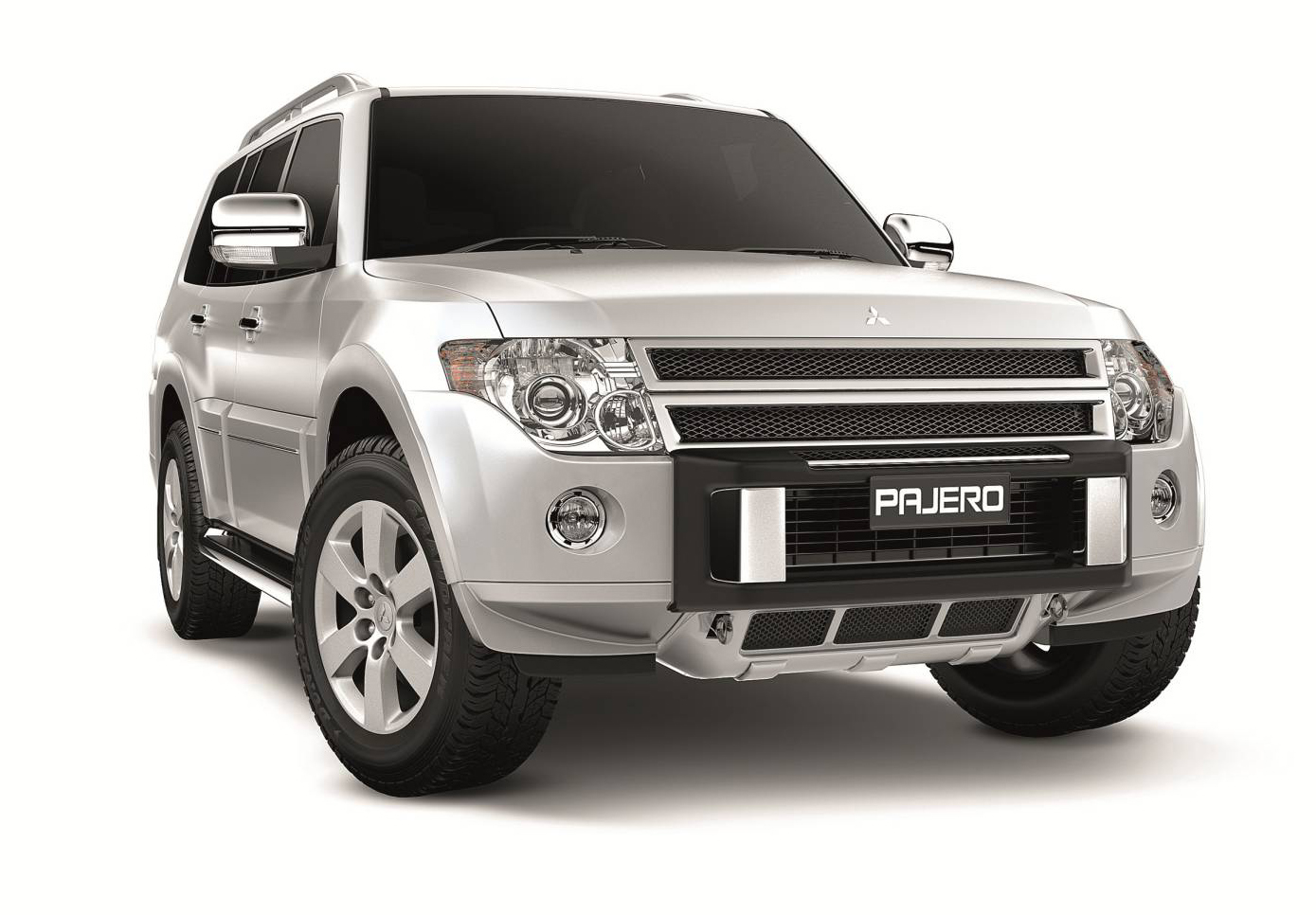 Mitsubishi Pajero Edition 20 photo 08