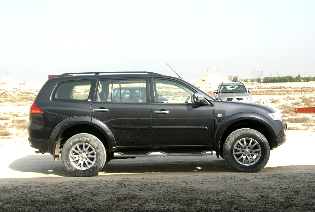 Mitsubishi Pajero Edition 20 photo 09