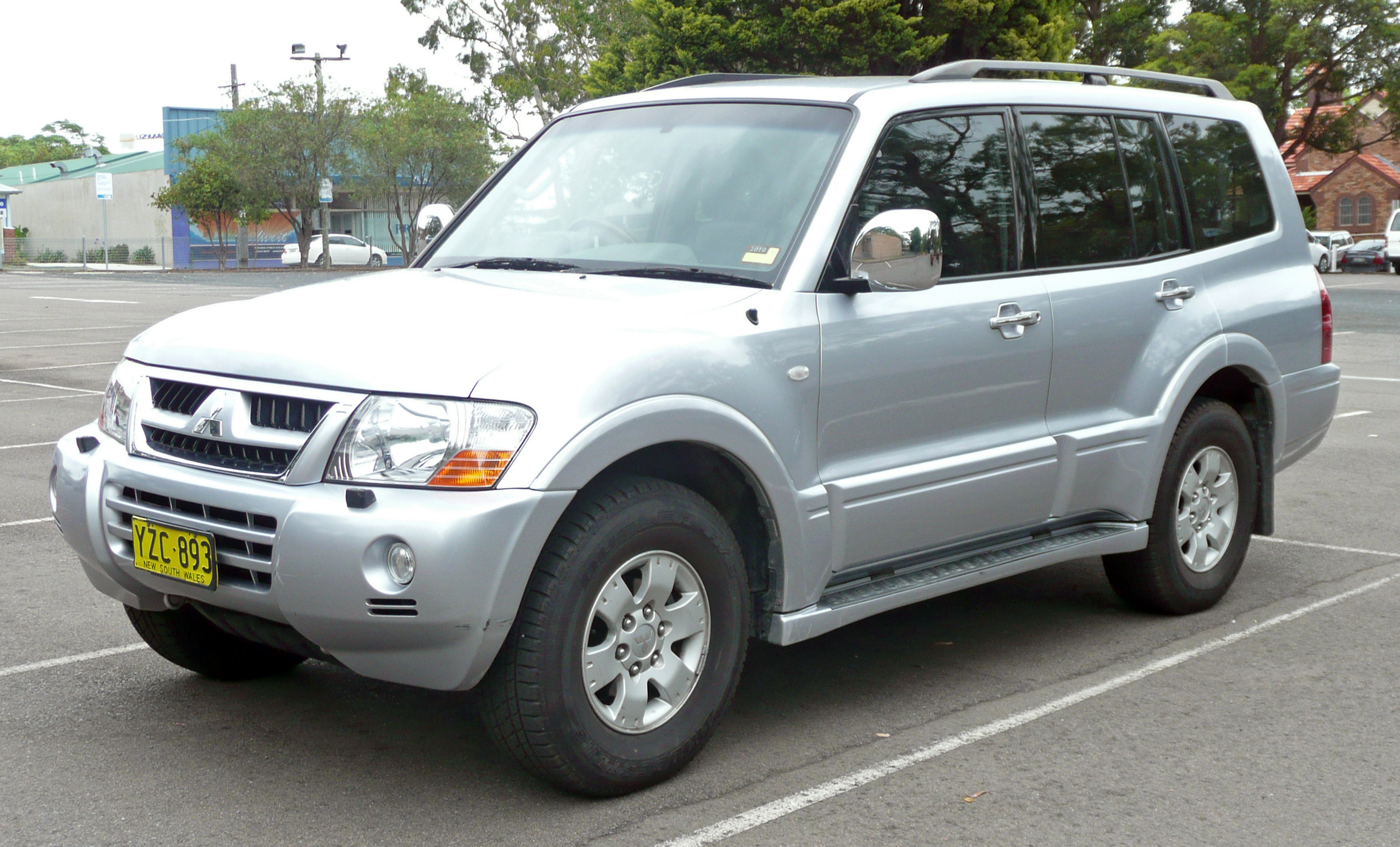 Mitsubishi Pajero Edition 20 photo 10