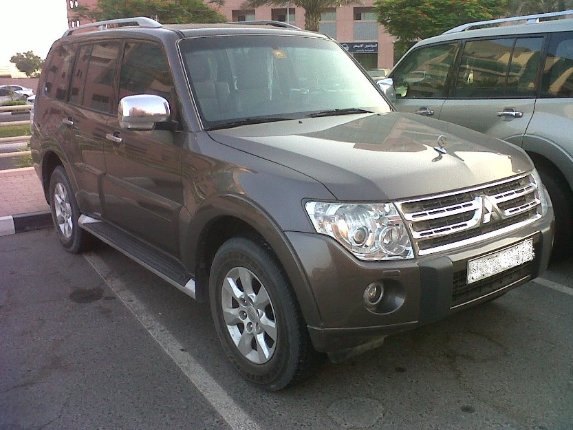 Mitsubishi Pajero Edition 20 photo 12