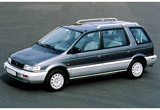Mitsubishi Space Wagon photo 03
