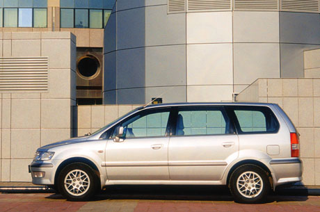 Mitsubishi Space Wagon photo 14