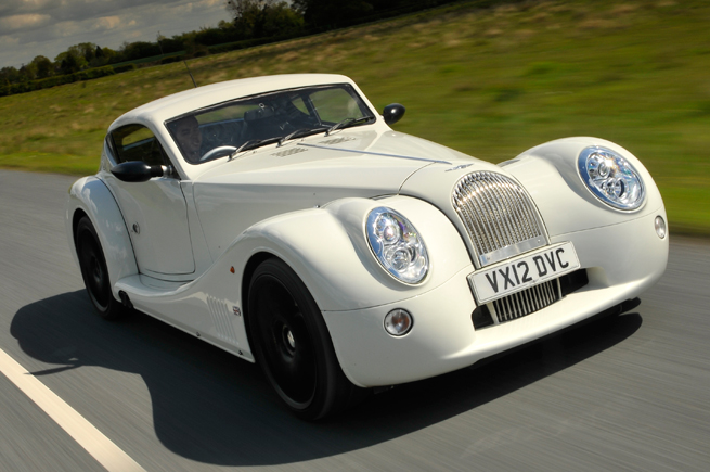 Morgan Aero Coupe image #6