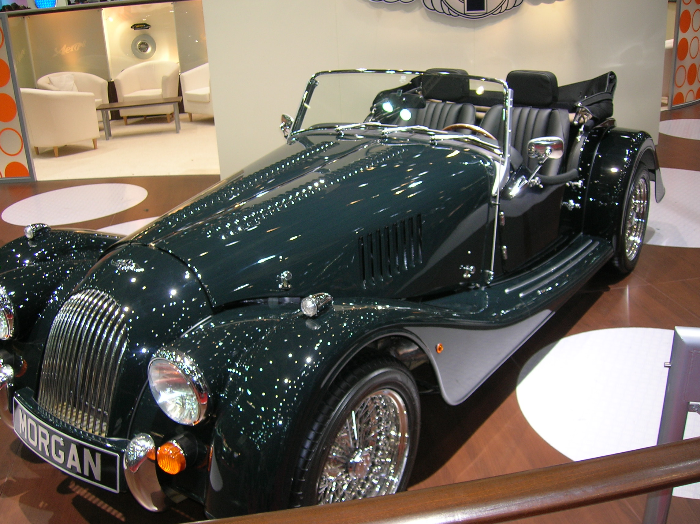Morgan Roadster image #3