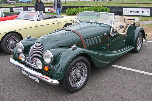 Morgan Roadster image #8