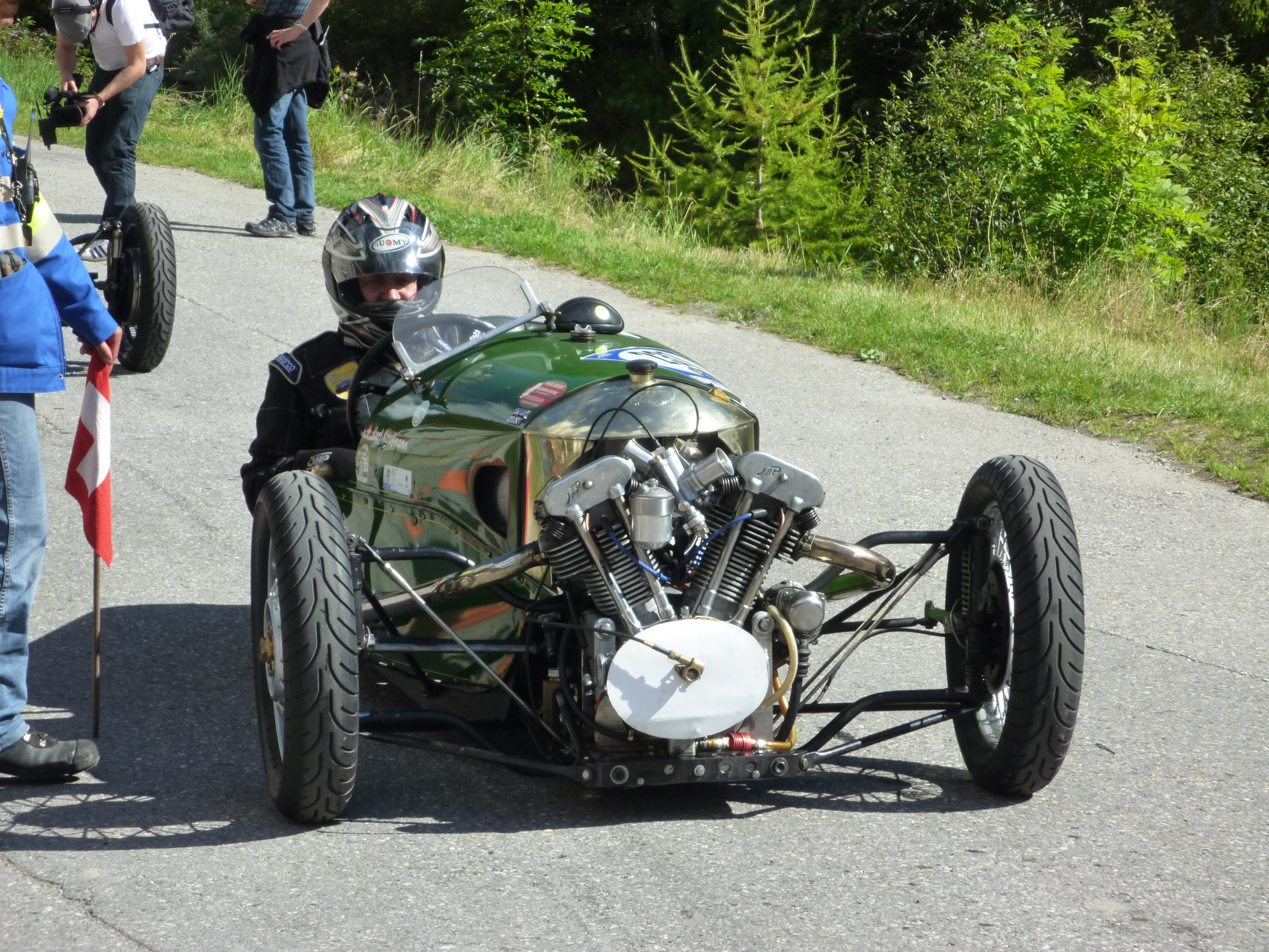 Morgan Threewheeler image #4