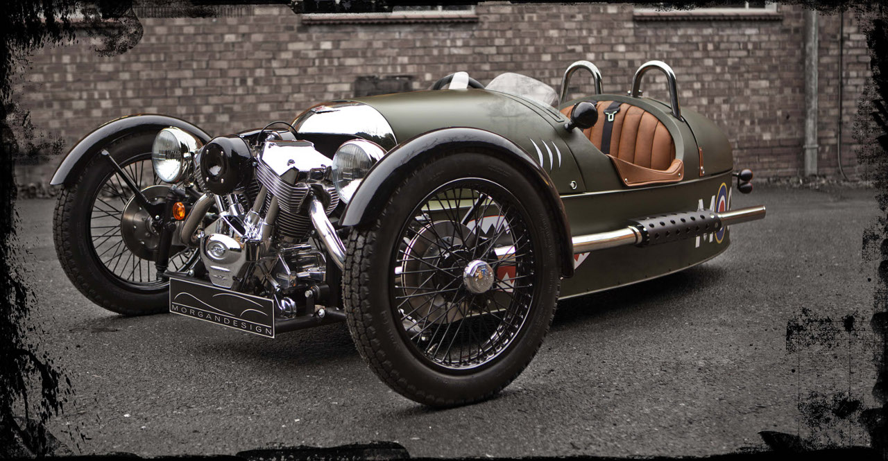 Morgan Threewheeler image #9