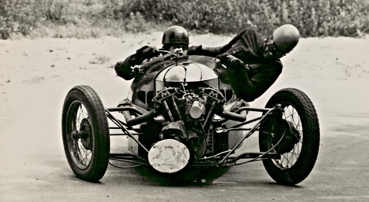 Morgan Threewheeler image #11