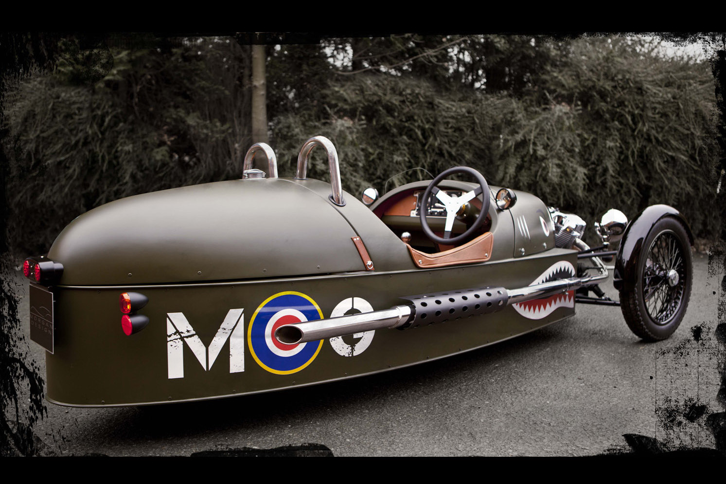 Morgan Threewheeler image #13