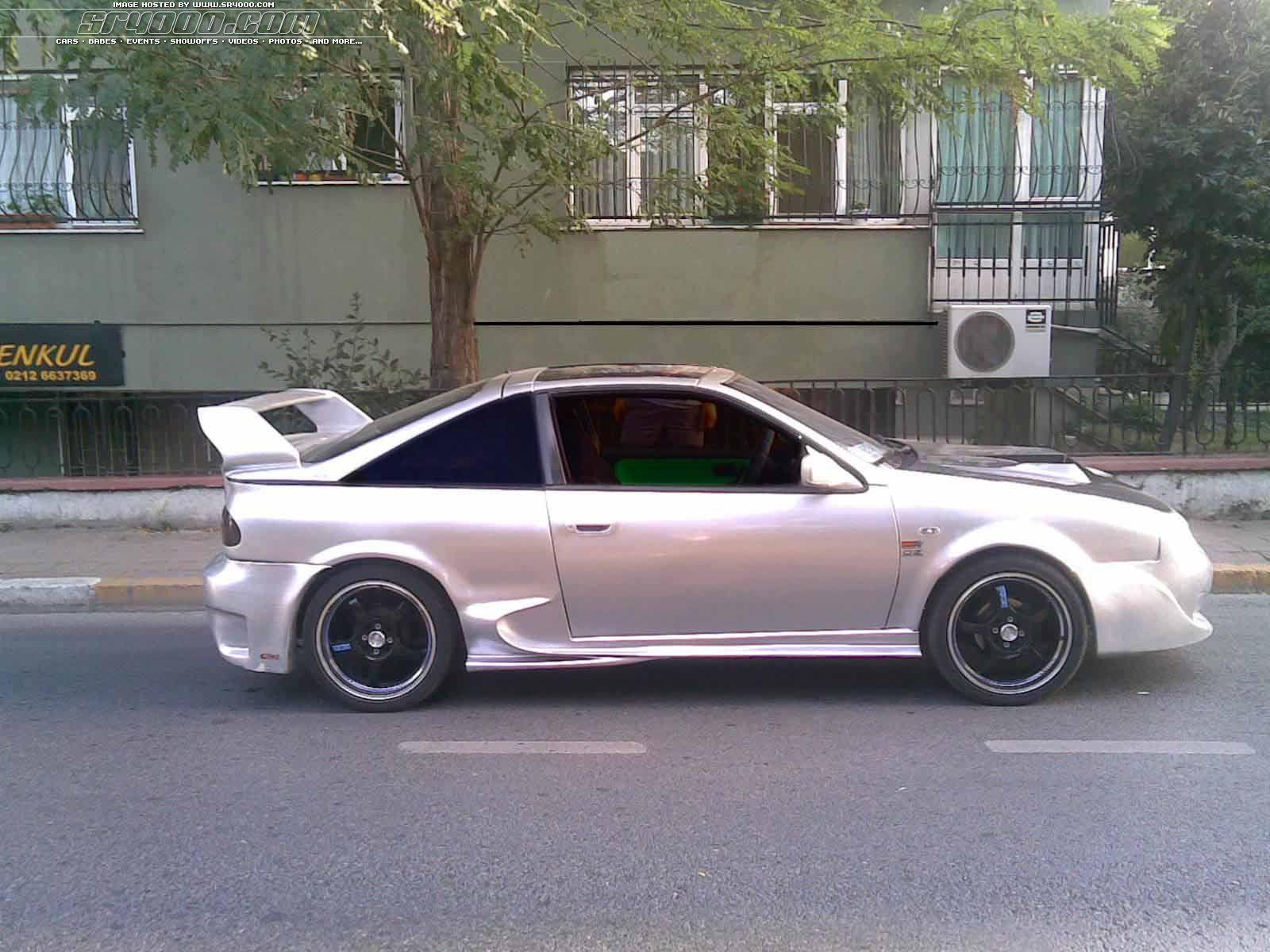 Nissan 100 Nx Image 10