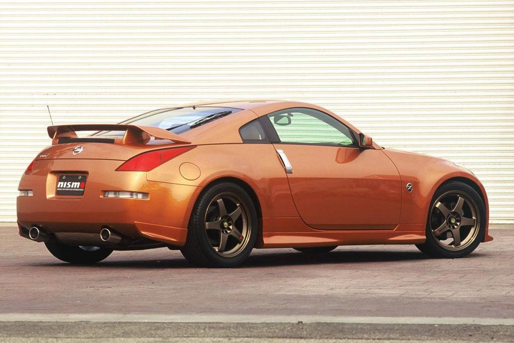 nissan 350z nismo technical details history photos on better parts ltd. Black Bedroom Furniture Sets. Home Design Ideas