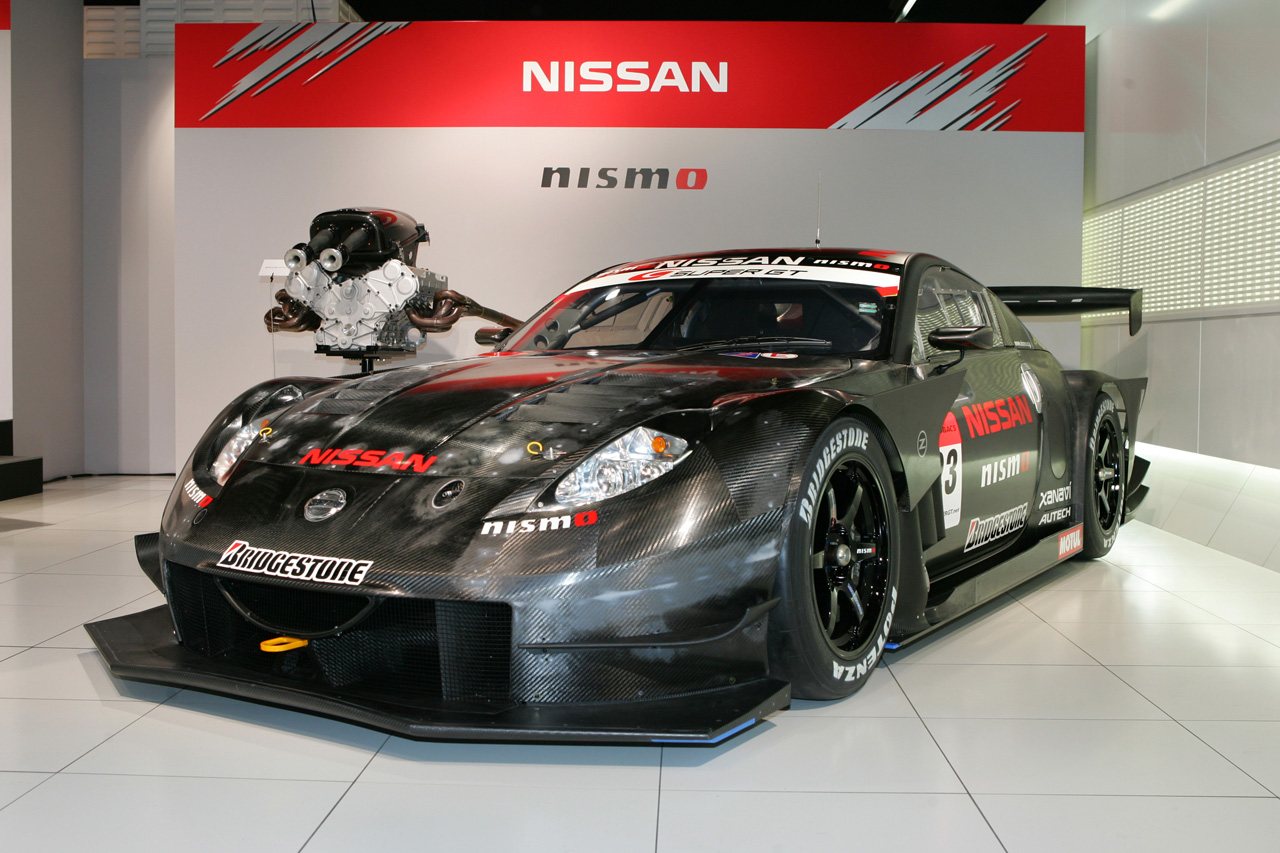 Nissan 350z nismo technical details history photos on better nissan 350z nismo photo 05 vanachro Images