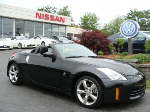 Nissan 350z Roadster Technical Details History Photos On