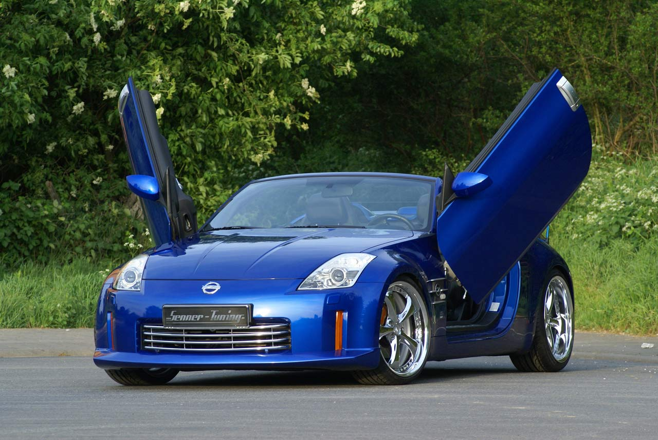Nissan 350z roadster technical details history photos on better nissan 350z roadster photo 07 vanachro Gallery