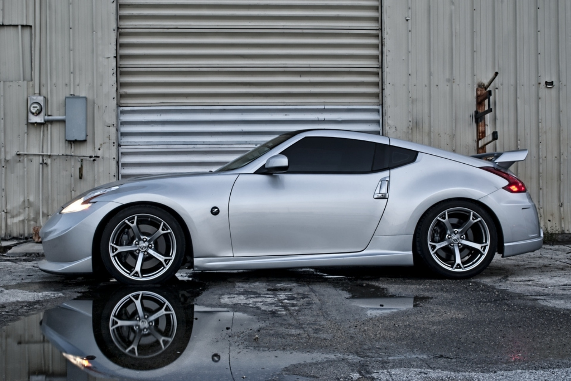 nissan 370z nismo photos 18 on better parts ltd. Black Bedroom Furniture Sets. Home Design Ideas