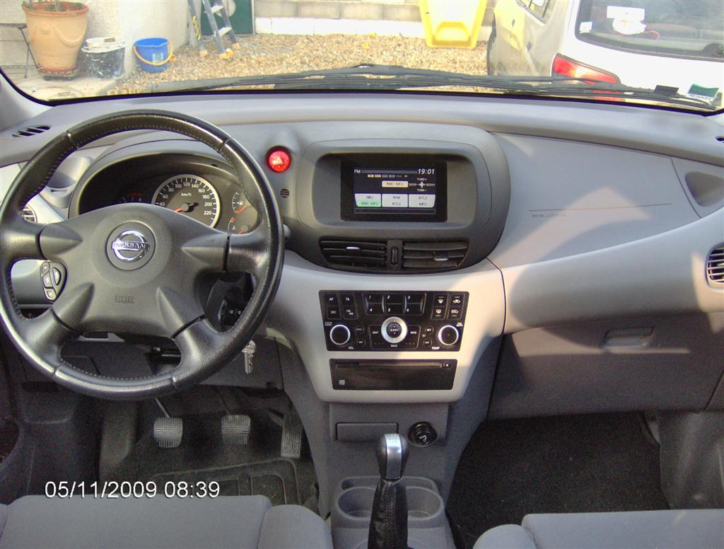Nissan almera tino technical details history photos on better nissan almera tino photo 11 vanachro Gallery
