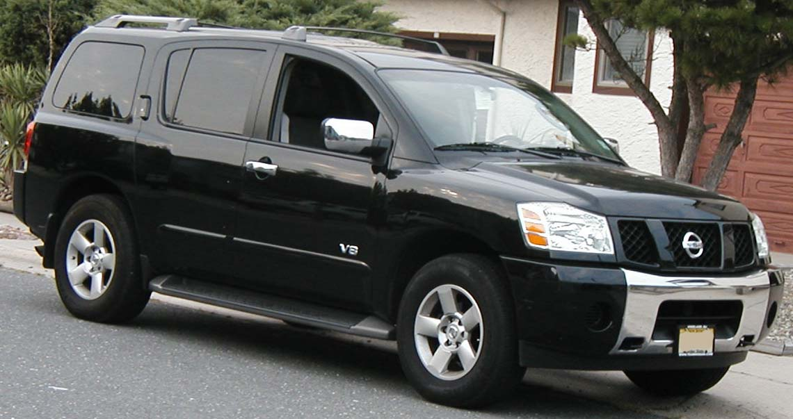 NISSAN Armada photo 02