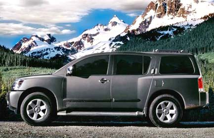 NISSAN Armada photo 03