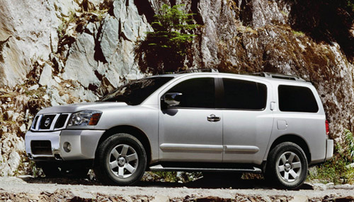 NISSAN Armada photo 13