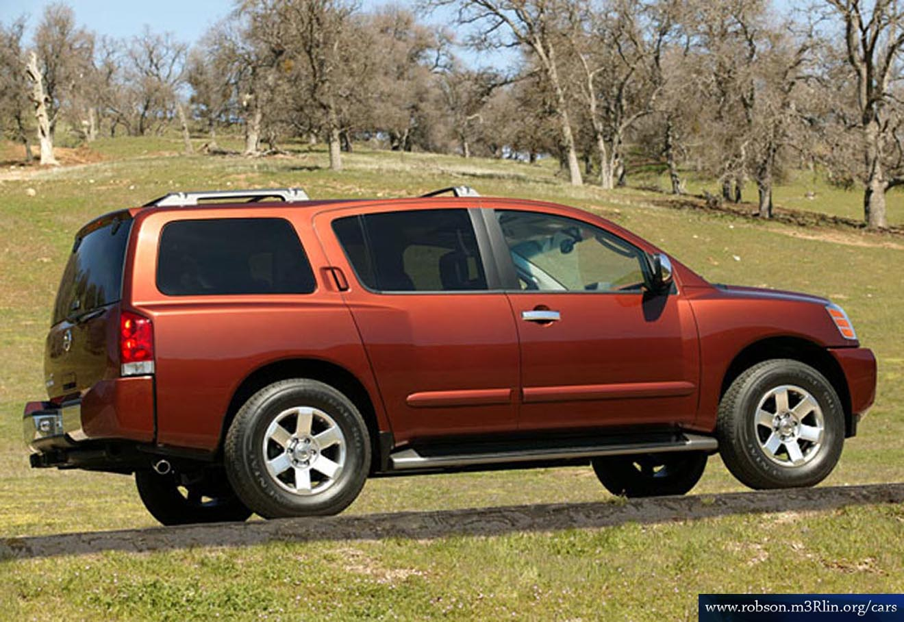NISSAN Armada photo 14