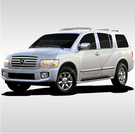 NISSAN Armada photo 17