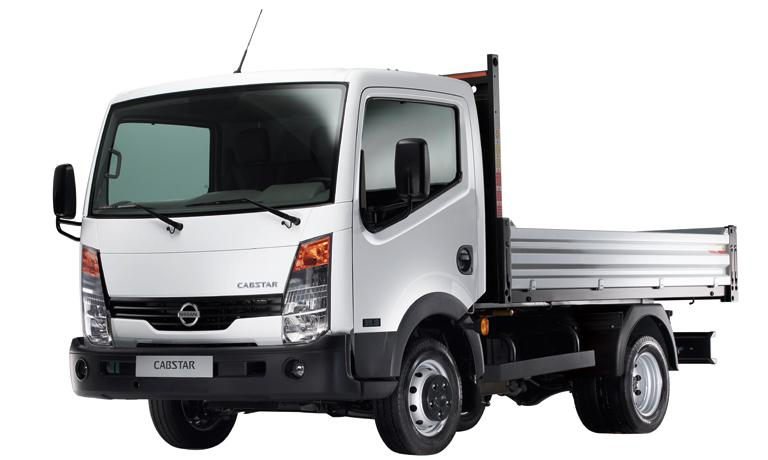 NISSAN Cabstar photo 01