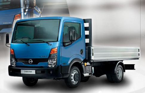 NISSAN Cabstar photo 03