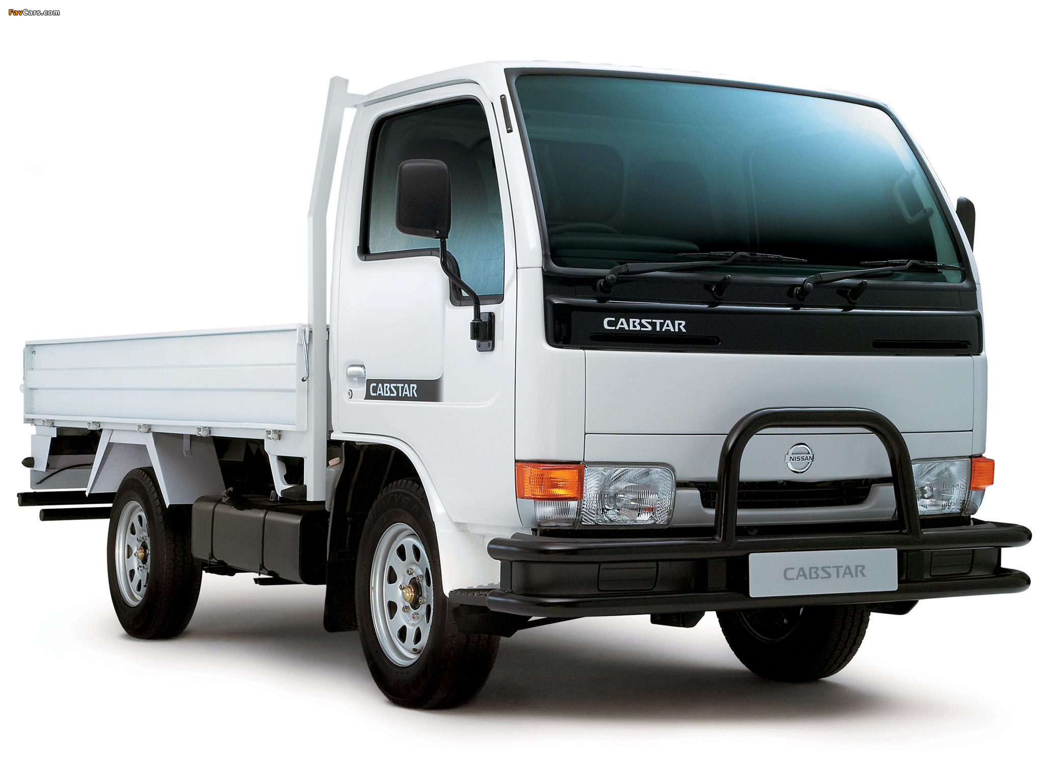 Nissan Cabstar Technical Details History Photos On