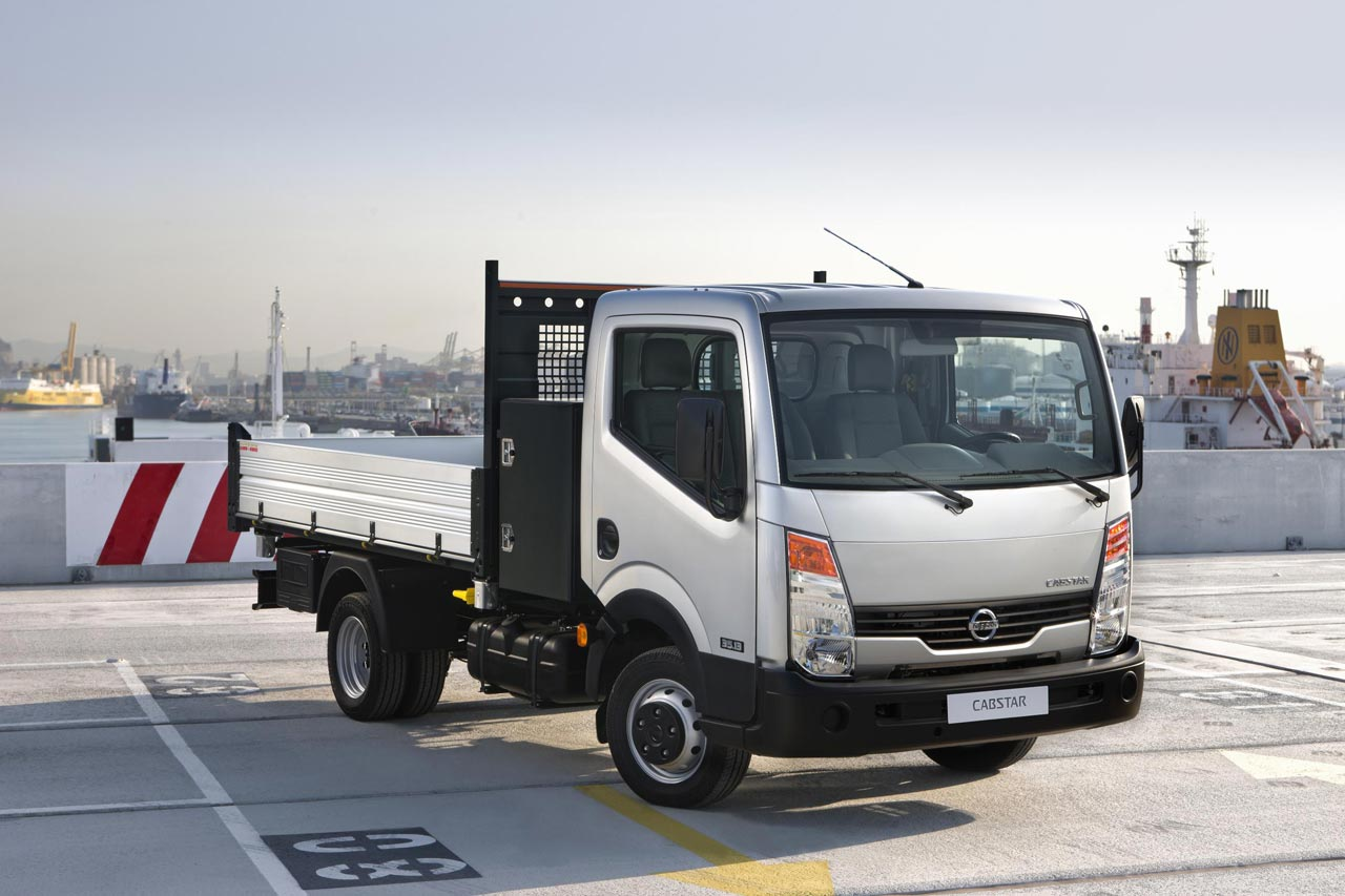 NISSAN Cabstar photo 10