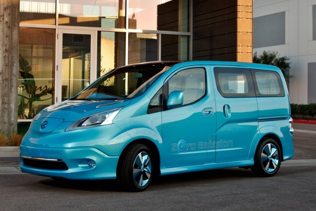 NISSAN e-NV 200 photo 04