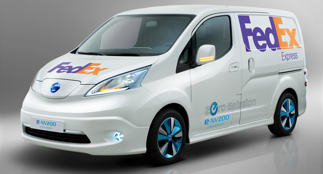 NISSAN e-NV 200 photo 06