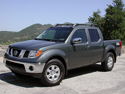 NISSAN Frontier photo 04