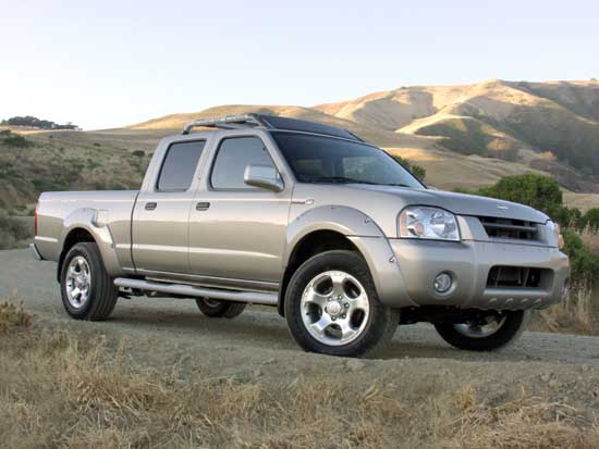 NISSAN Frontier photo 05